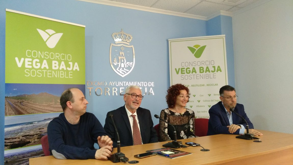 The Vega Baja Sustainable Consortium improves the distribution of waste in Torrevieja