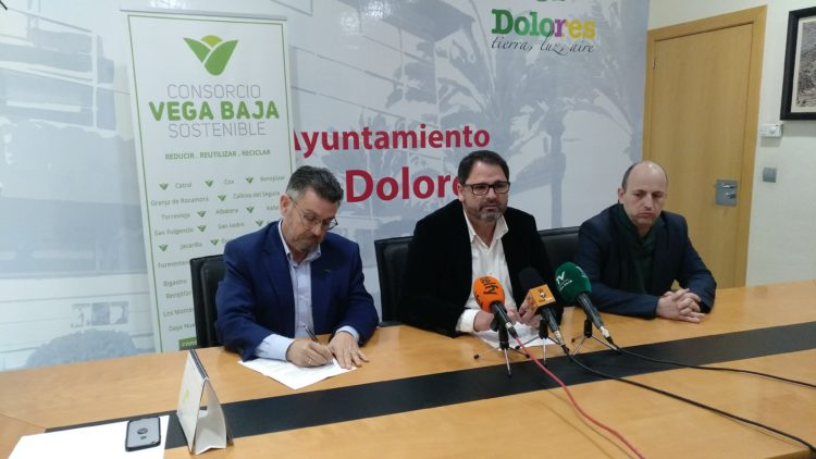 The Transfer Plant will employ 18 people and generate an economic impact of one million euros in Dolores