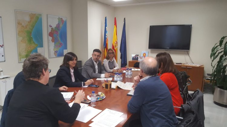 The Consortium participates in the first General Board of Vaersa