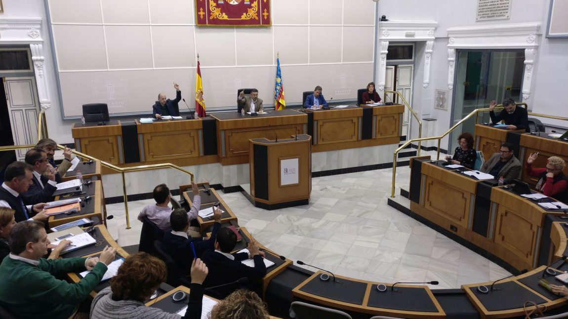 The Governing Board of the Consortium approves the management project of the Dolores transfer plant