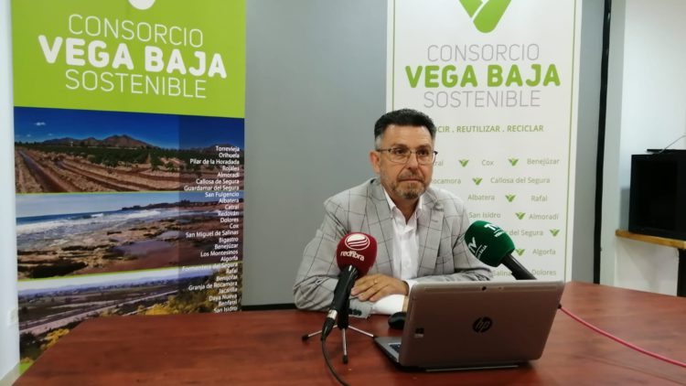 The Vega Baja Sostenible Consortium organizes a technical conference on waste management and new challenges