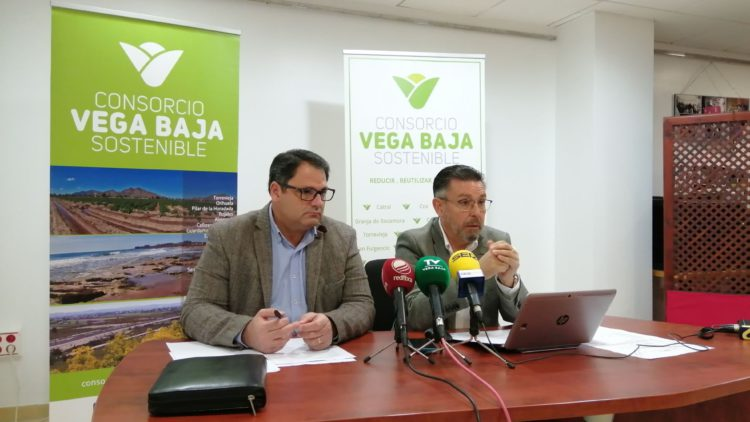 """The Vega Baja Sustainable Consortium is more transparent and this mandate has been next to the neighbors,"" says Pineda"
