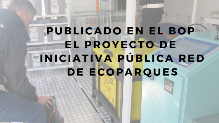 The BOP publishes the initial approval of the eco-park management project of the Vega Baja