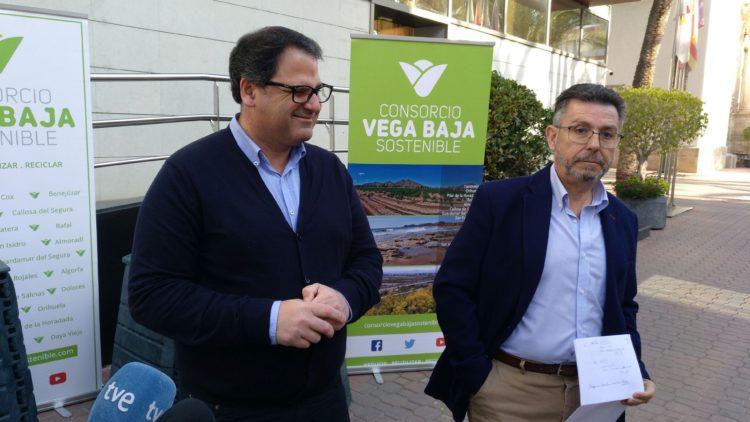Vega Baja Sostenible distribuirá 256 compostadoras de biorresiduos entre los 27 municipios de la comarca